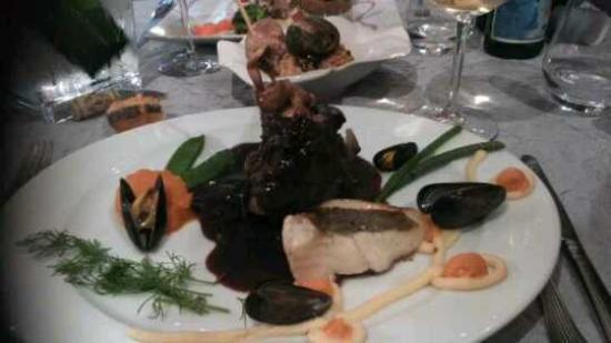 Un repas d licieux picture of la table d 39 emilie marseillan tripadvisor - La table d emilie marseillan menu ...