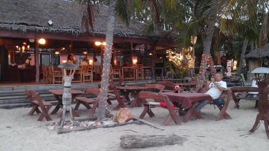 dining on the beach picture of jack beach resort hua hin rh tripadvisor co za