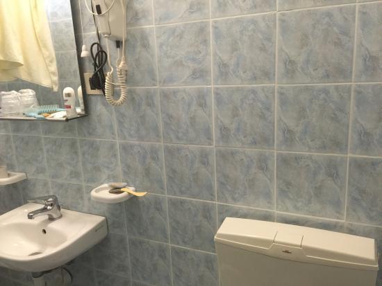 Bagni - Foto di Hotel Minerva, Pietra Ligure - TripAdvisor