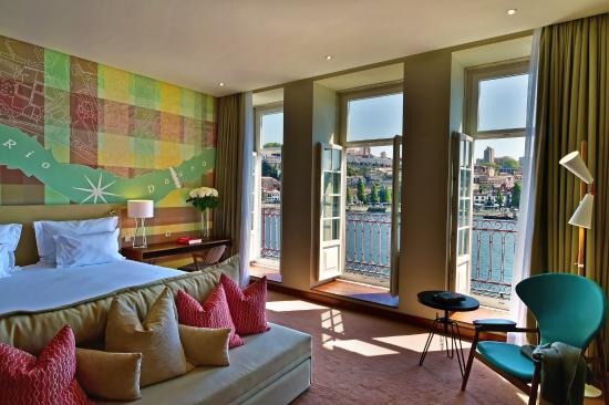 Pestana Vintage Porto: ROOM VIEW