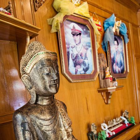 Pochana Thai Restaurant: Traditionell Thai