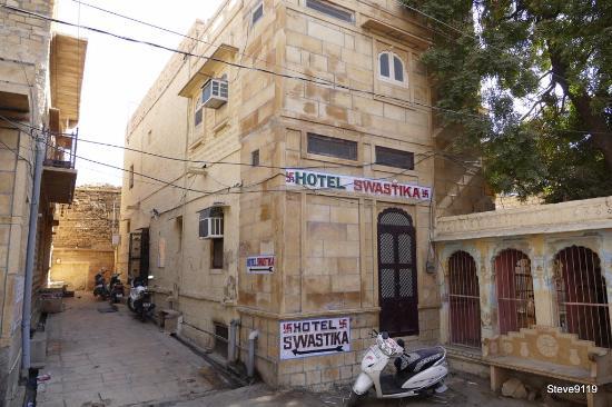 Hotel Swastika Jaisalmer: Hotel Swastika