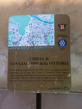 San Giacomo Della Vittoria