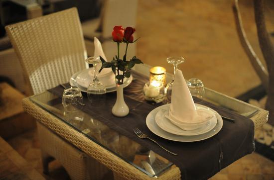 Restaurant Riad Kalaa: Le Restaurant du Riad Kalaa