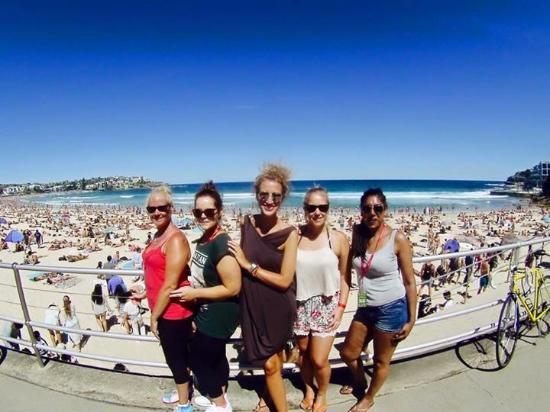 Wake Up! Sydney: Beach walk