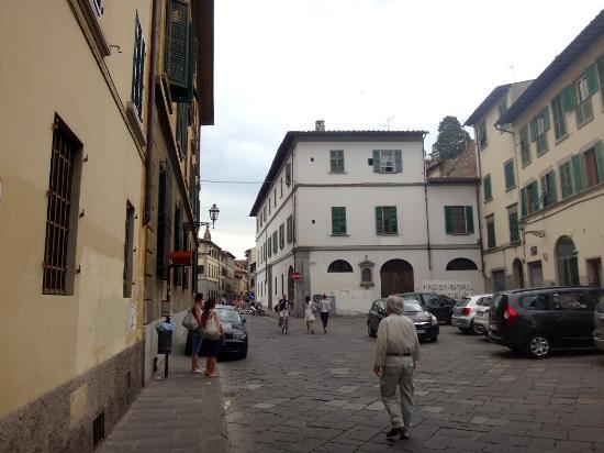 Piazza del Carmine Foto