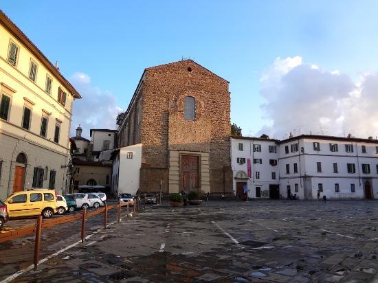Piazza del Carmine Photo