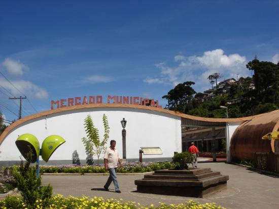 Campos do Jordao Municipal Market