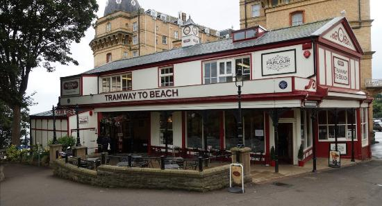 Scarborough, UK: Central Tramway Company