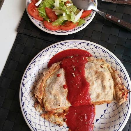 Taberna do Barqueiro: Canelonis... Divinal