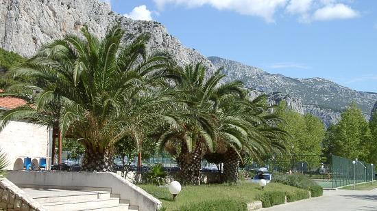 Campeggio Galeb Omis Split Croazia: Pod górami