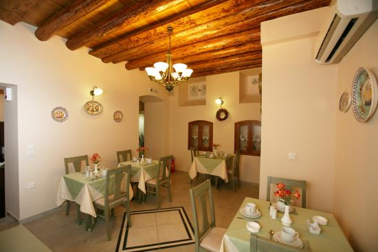 Hotel Egli: Breakfast room