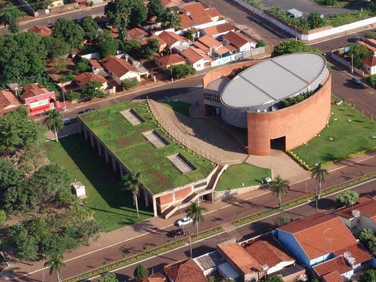 Palácio da Cultura Sodino Vieira de Carvalho