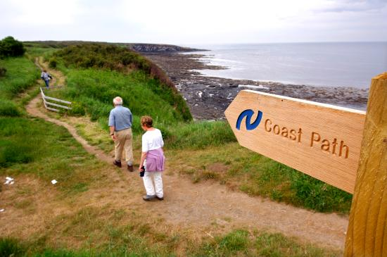 ‪Northumberland Coast Path‬