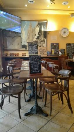 Restaurant Le Saint Louis Vincennes