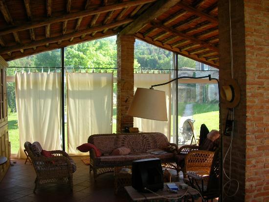 La Palombara - Maison d'Hotes: Sala Colazione e Relax