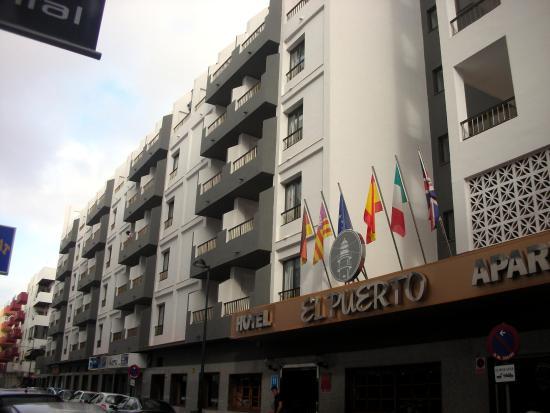 Foto van el puerto hotel apartments ibiza - Hotel el puerto ibiza town ...