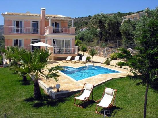 Cretan Exclusive Villas : Villa Astro