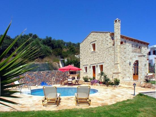 Cretan Exclusive Villas : Villa Hill Top