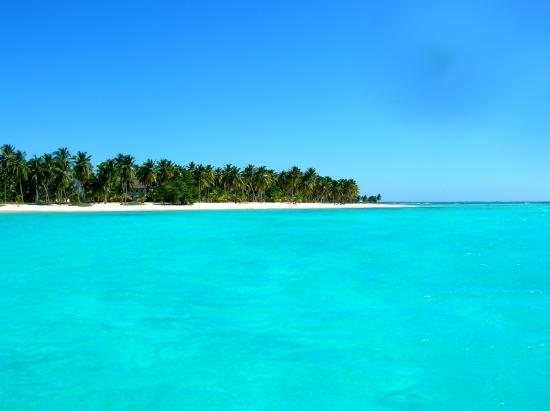 Bayahibe, Republik Dominika: vue
