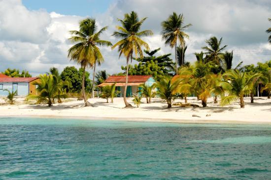 Bayahibe, Republik Dominika: vue merveilleuse