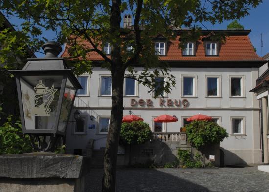 Stegaurach, Germany: Historischer Eingang