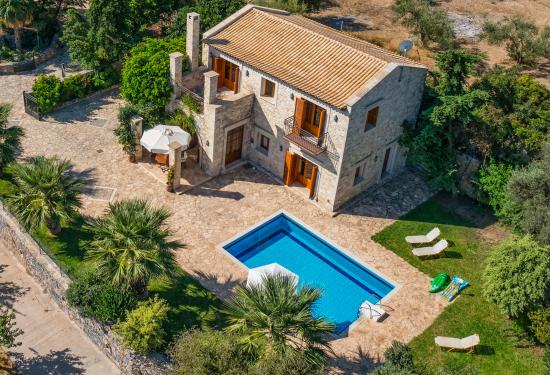 Cretan Exclusive Villas : Villa Teachers's Cottage