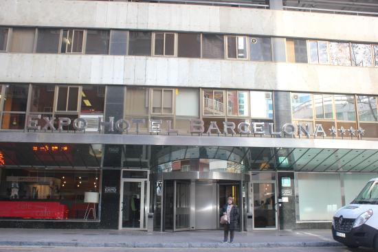 Picture of expo hotel barcelona barcelona for Expo barcelona