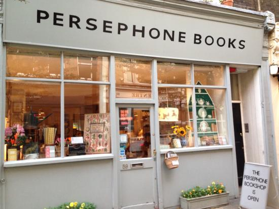Persephone Books Ltd