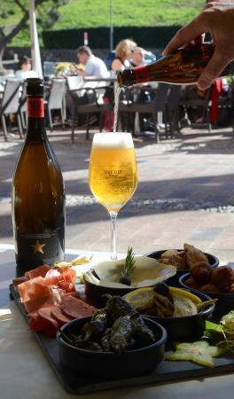 Hotel Restaurant La Fregate : Assortiment de Tapas