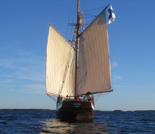 Luvia, Finland: Navigare necesse est!