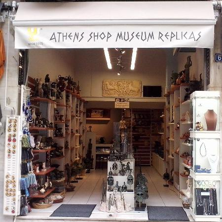 Athens Shop Museum Replicas