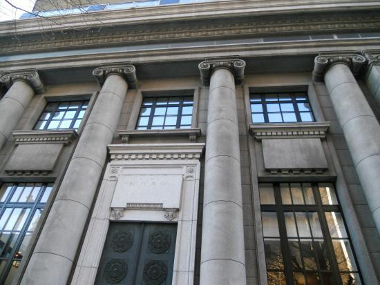 Former Tokyo Mitsubishi Bank Yokohama Central Branch Photo