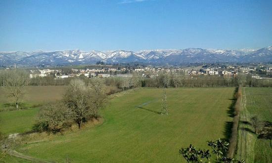 Residenza di Campagna Montelleri: Il bellissimo Mugello