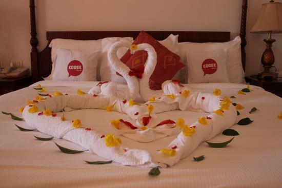 Caribbean World Resorts Soma Bay: Valentinstagsüberraschung Auf Dem Zimmer