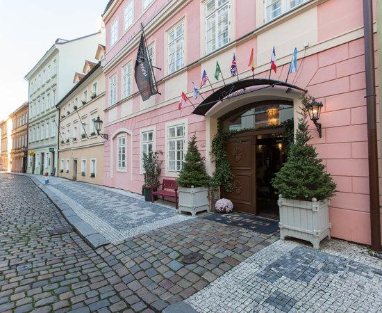 Photo of Hotel Hotel Residence Agnes at Haštalská 19, Prague 110 00, Czech Republic