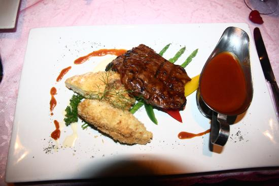 delicious steak picture of the peak resort dining bandung rh tripadvisor ie