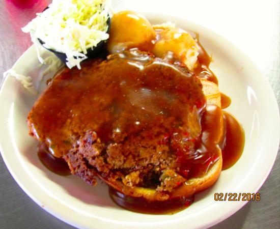 Sebring, FL: Meatloaf