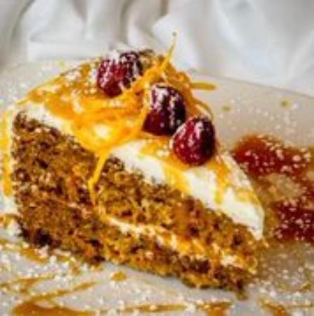 Eagles Mere, PA: Carrot Cake Salted Caramel