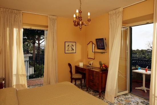 Sant'Agnello, Italia: Panoramic Room
