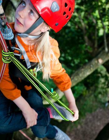 Junior climber