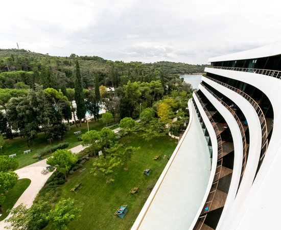 Photo of Hotel Hotel Lone at Luje Adamovica 31, Rovinj 52210, Croatia