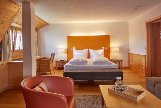 Hotel Die Halde: Doppelzimmer Appartement Haldenköpfle