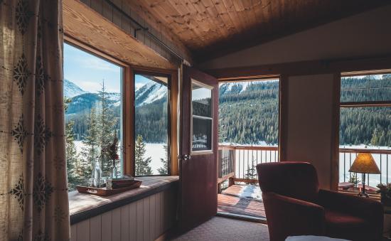 Mount Engadine, Kanada: Birdwood Cabin