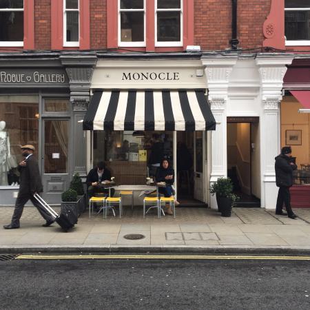 Monocle New York Restaurants