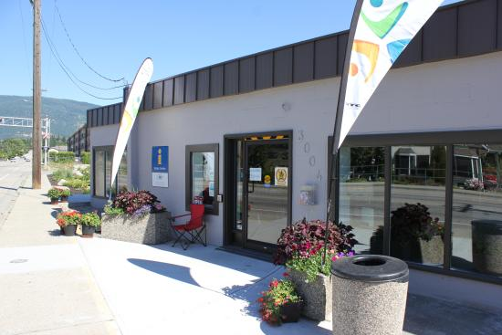 ‪Tourism Vernon Visitor Centre‬