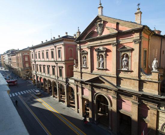 I portici hotel bologna italy updated 2019 prices for Hotel bologna borgo panigale