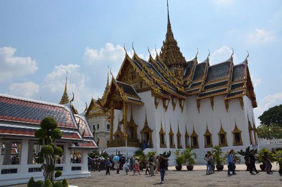 Phra Thinang Chakri Maha Prasat - Photo de The Chakri ...