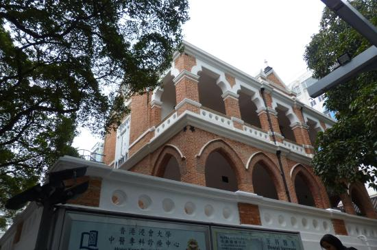 Victorian Era Architecture Picture Of Former Kowloon British