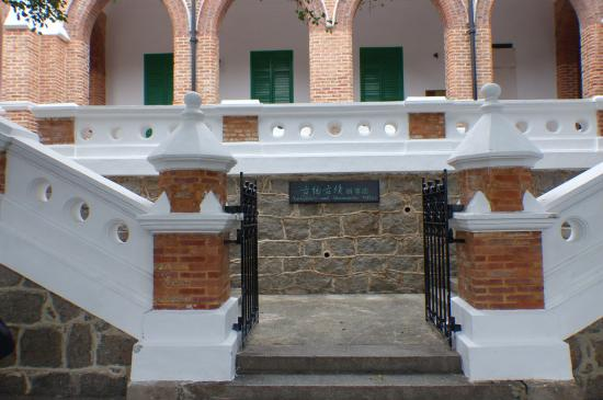 Colonial Architecture From The Turn Of The 20th Century Former